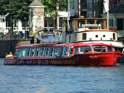 Hop on Hop Off Rondvaart Amsterdam