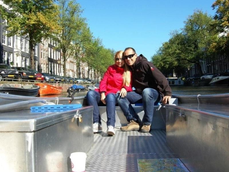 Fluisterboot Amsterdam