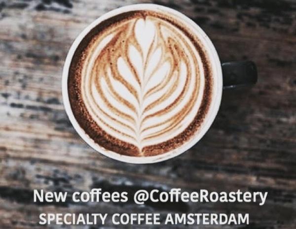 Coffee Roastery Amsterdam